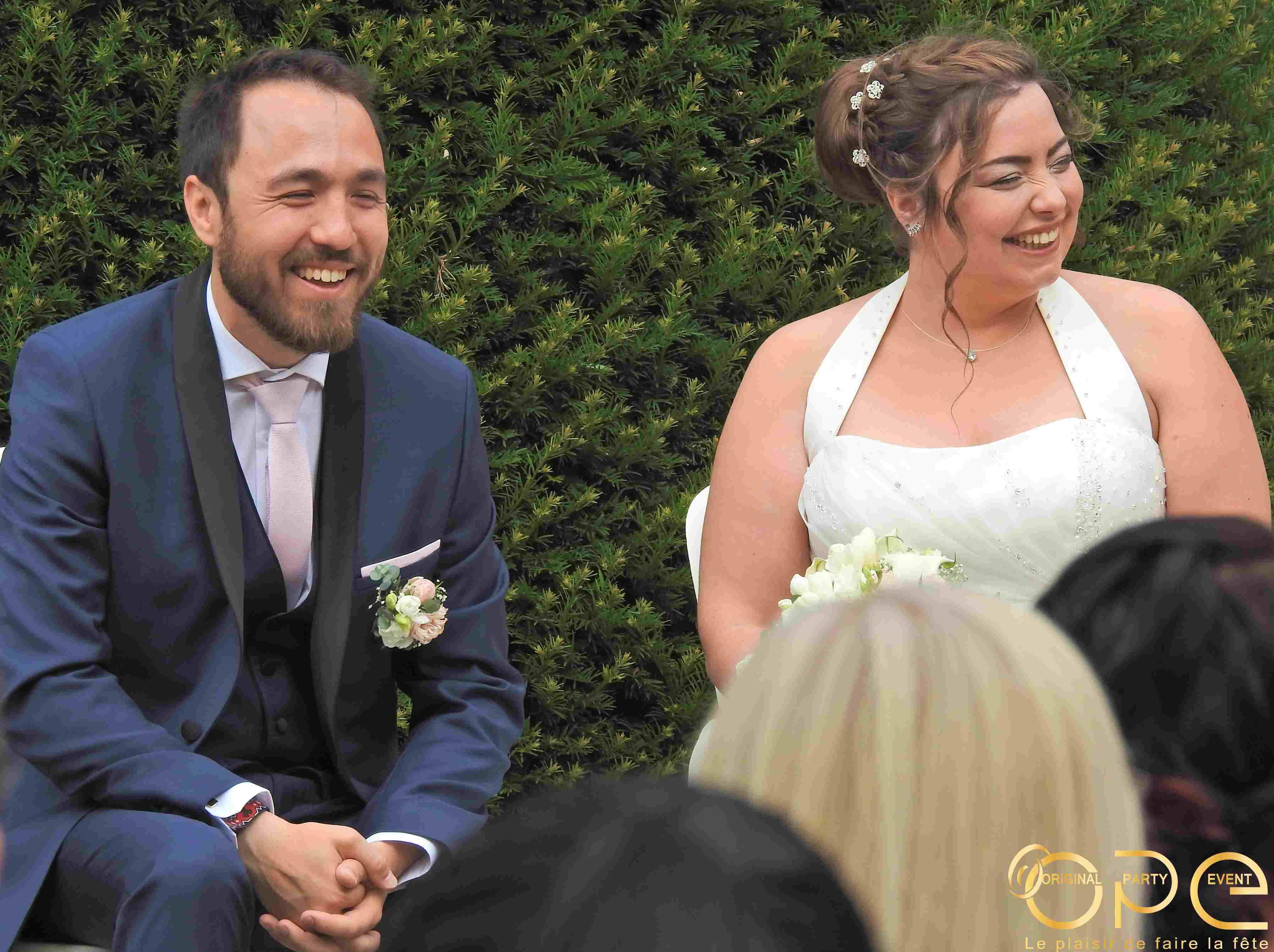 Cérémonie Laïque dj mariage OPE 3