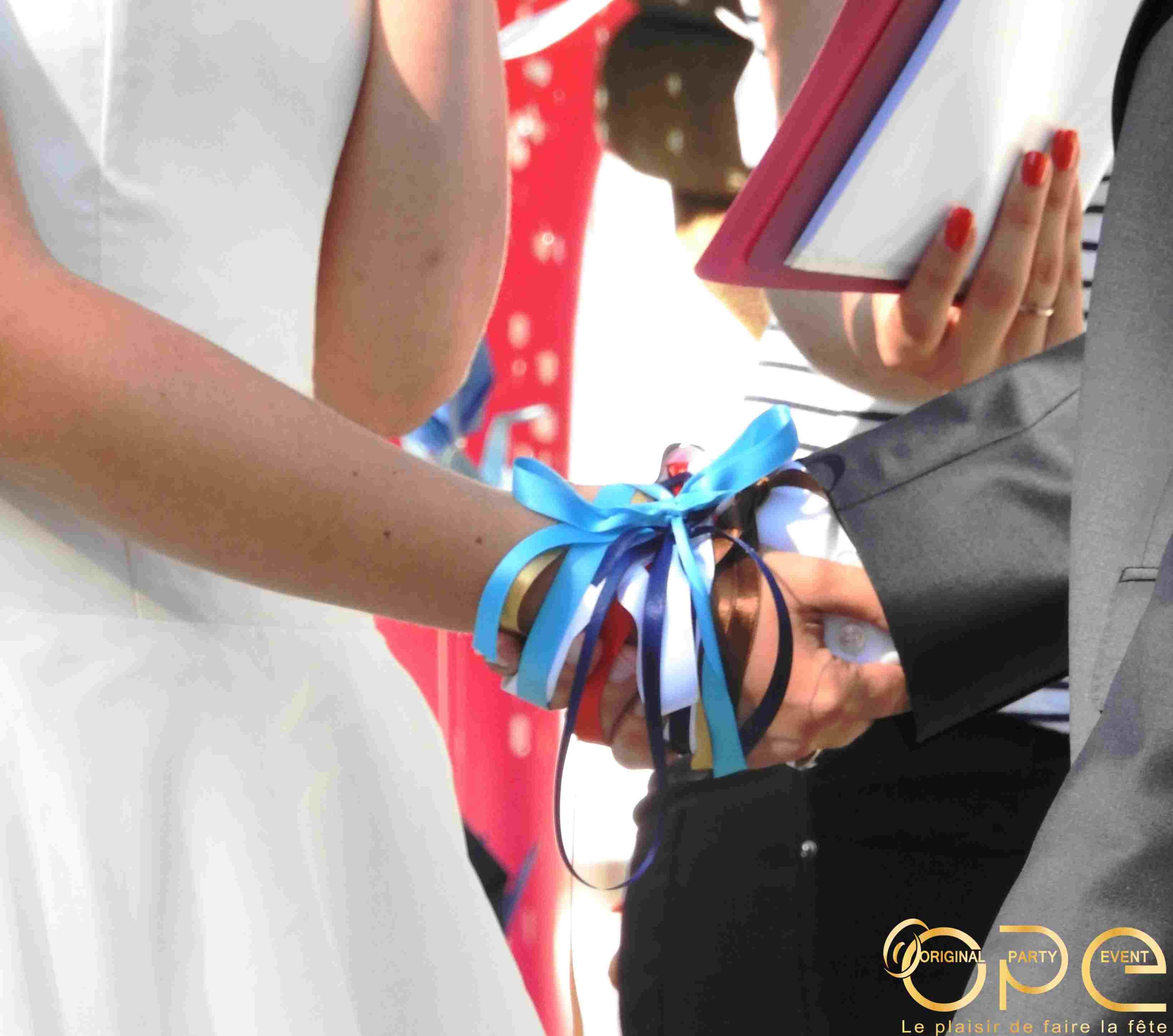 Cérémonie Laïque dj mariage OPE 7